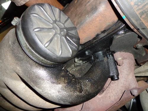 Probléme fumée à froid/ huile dans filtre à air D111