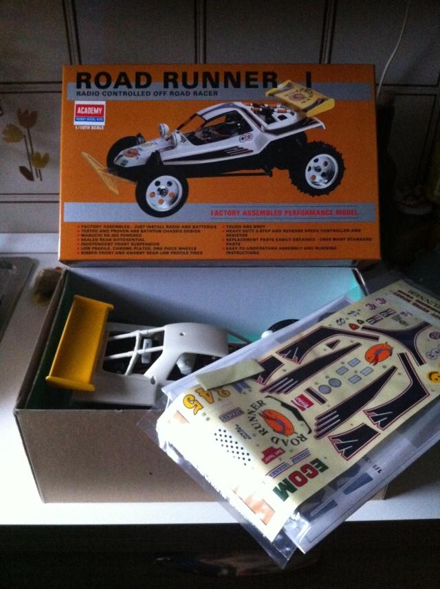 nikko - ACADEMY ROAD RUNNER 1 RC  1/10 Anni 80 professionale NUOVA!NO NIKKO Immagi10