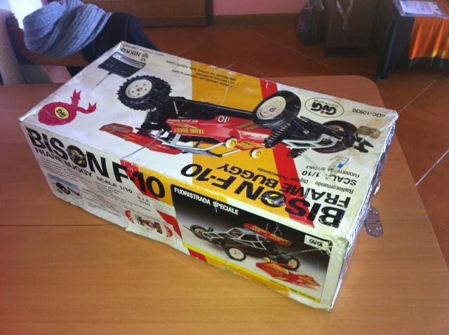 nikko - GIG Nikko BUGGY BISON F 10 STUPENDA IN BOX Immagi12