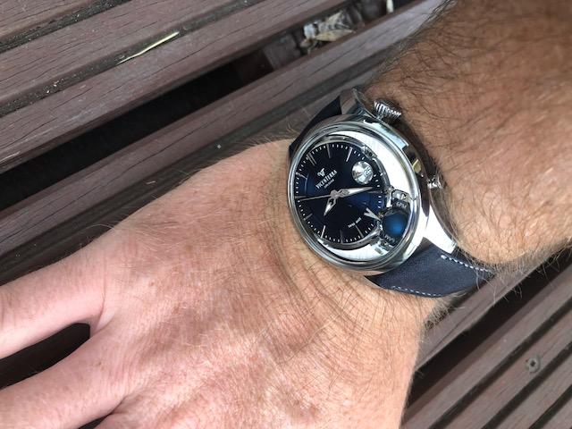 Présentation de ma Nouvelle Vicenterra ``Tycho Brahe T2 Blue App´´ Img_8147