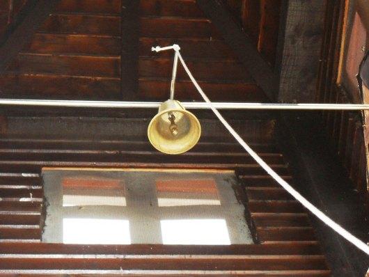 U kapeli na Babinom Grebu postavljeno zvono Zvono10