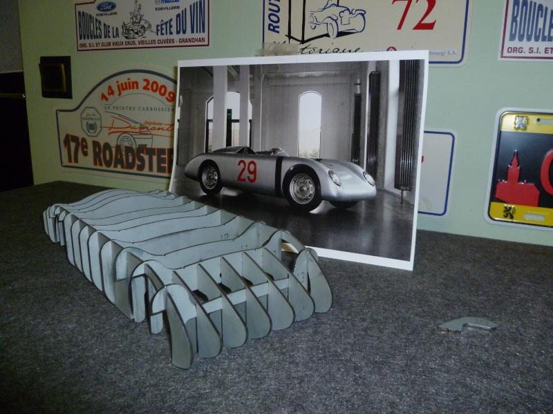 Modélisme : le prototype de la Porsche 550 P1010014