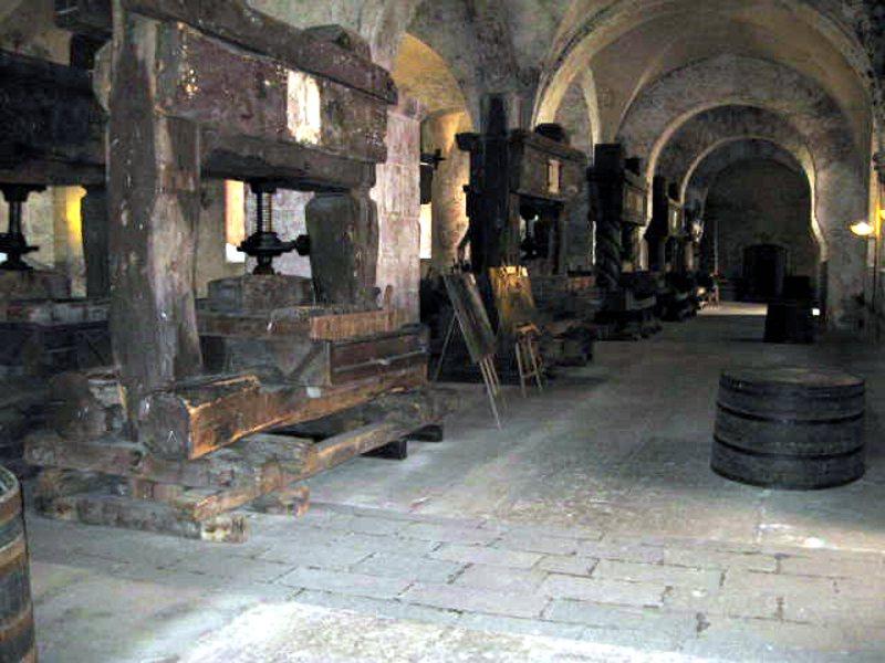 Weinpresse aus dem 16. Jahrhundert - mein erster Planungsversuch  Kelter11