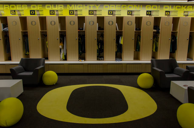 Oregon Game Locker10