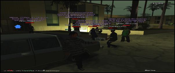216 Black Criminals - Screenshots & Vidéos II - Page 3 Sa-mp-10