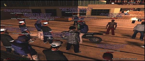 216 Black Criminals - Screenshots & Vidéos II - Page 3 Sa-mp-11
