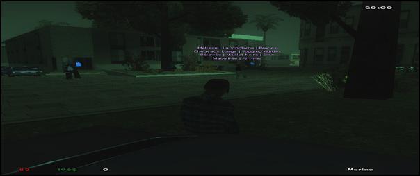 216 Black Criminals - Screenshots & Vidéos II - Page 3 Sa-mp-13