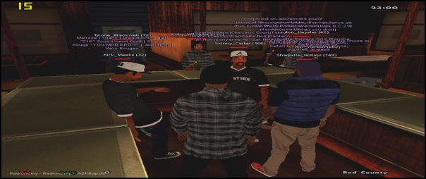 216 Black Criminals - Screenshots & Vidéos II - Page 4 Sa-mp-15