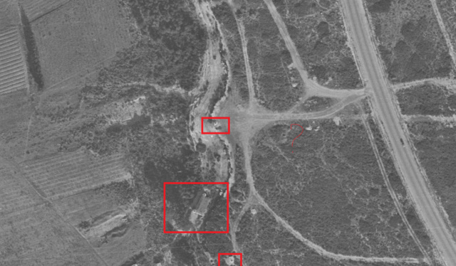 Bunker commandement d'aérodrome : Marseille Marignane (13) Bunker11