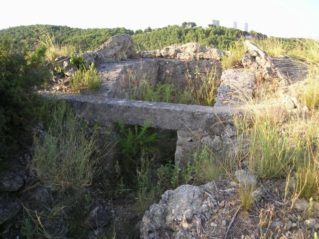 Bunkers sur Septèmes les vallons (13) P1010089
