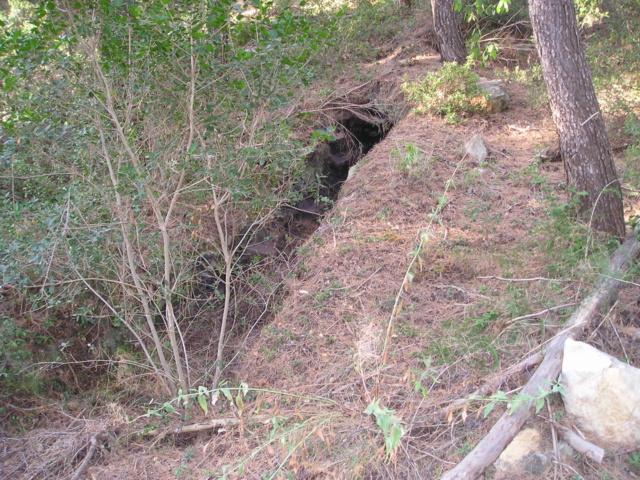Bunkers sur Septèmes les vallons (13) P1010095