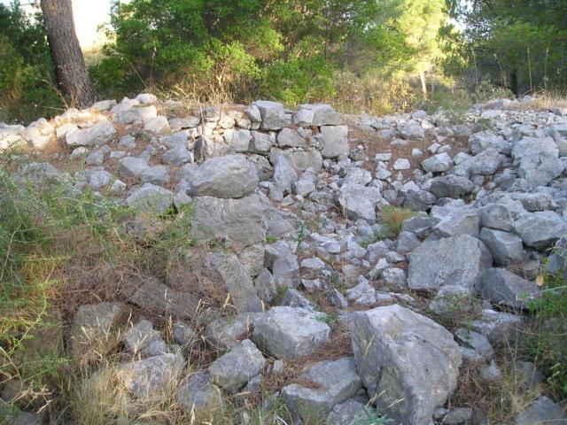 Bunkers sur Septèmes les vallons (13) P1010100