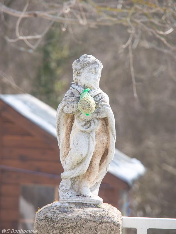 Décoration de statue Statue10