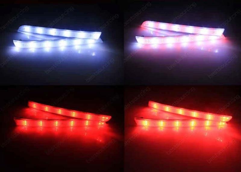 refleteur arriere LED pour t5-2 Sans-t11