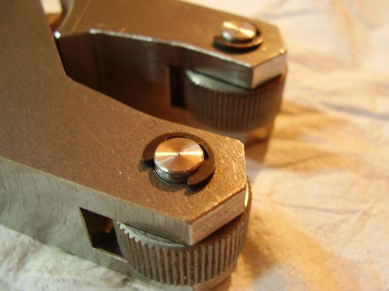 Outil de moletage P15011