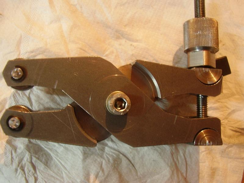 Outil de moletage P16011