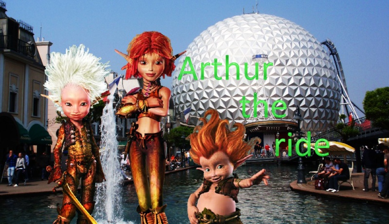 Contest RCT3 - Arthur The Ride Arthur10