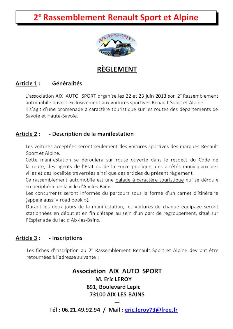 - 2e Rassemblement Renault Sport et Alpine à Aix-les-Bains - P1_rag10