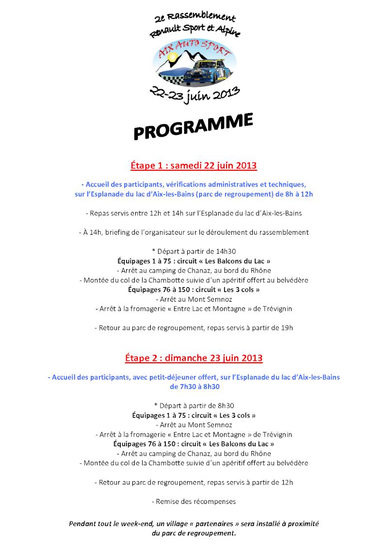 - 2e Rassemblement Renault Sport et Alpine à Aix-les-Bains - Progra13