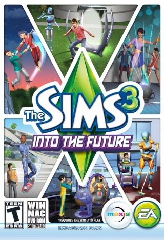 Les Sims™ 3 : En route vers le futur Bp2iey11