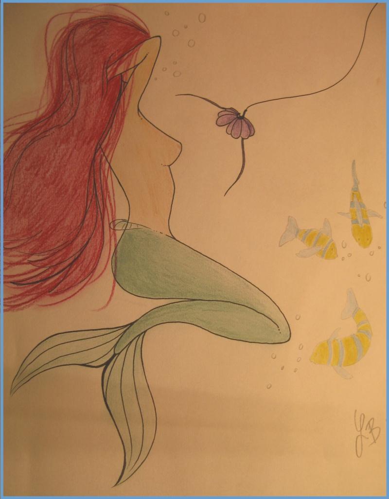 [Règle n°0] Concours de production artistique : Saison 7 : semaine 12 : Pin Up. Ariel10