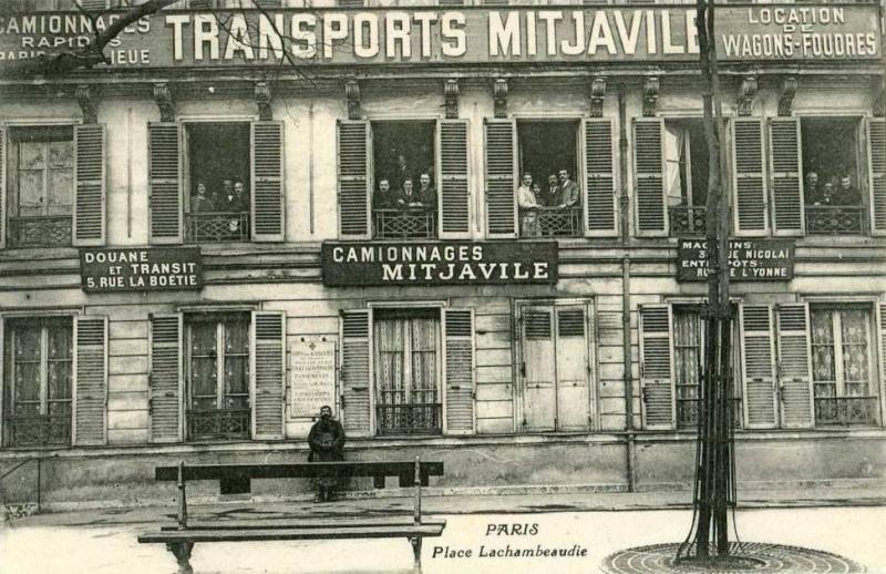 """Recherche sur wagon foudre """"Wfm 380 883"""" de 1916 75012_10"""