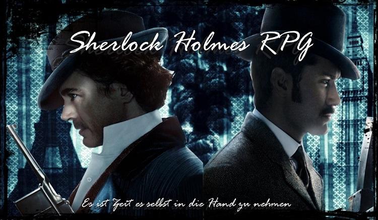 Sherlock Holmes RPG