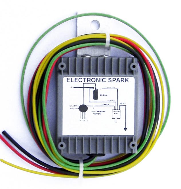 Segnalo Electronic Spark Prodot10