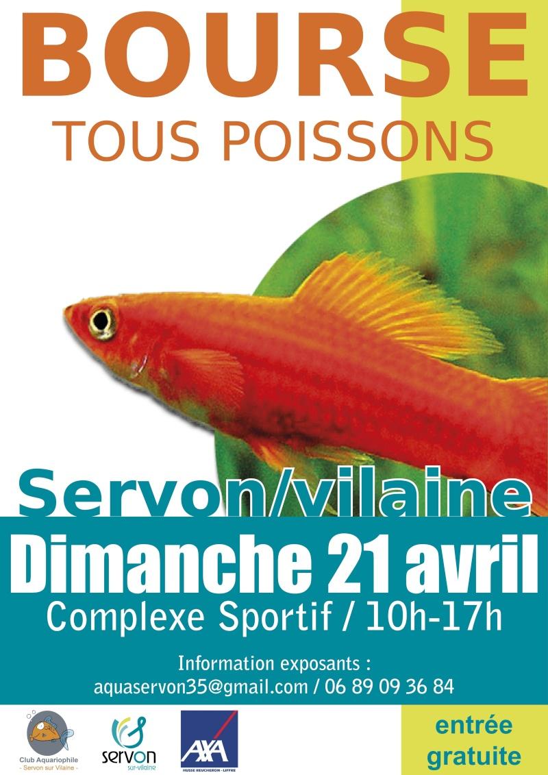Bourse aquariophile Servonnaise 21 avril 2013 Bourse10