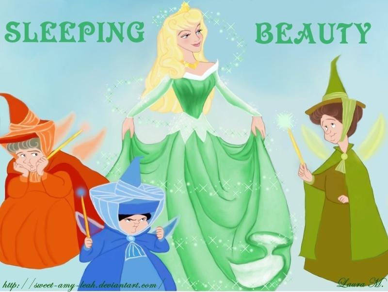 Quelle robe de Princesse rêvez vous de porter ? - Page 3 Aurora10