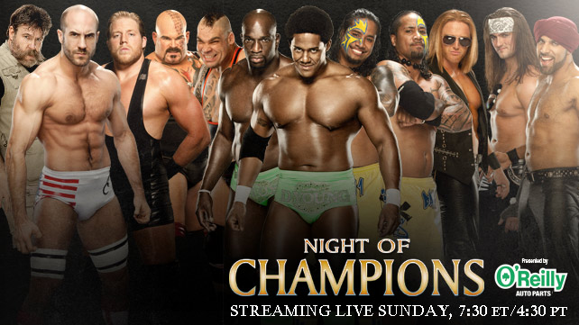 WWE Night Of Champions du 15/09/2013 20130912