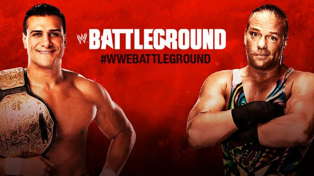 WWE Battleground du 06/10/2013 20130916