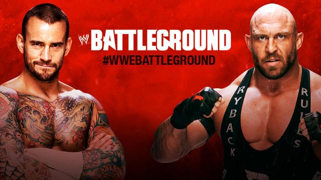 WWE Battleground du 06/10/2013 20130917