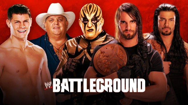 WWE Battleground du 06/10/2013 20130918
