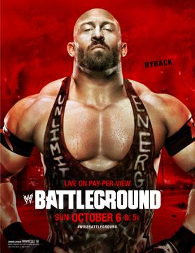 [Compétition] Poster de WWE Battleground Battle10