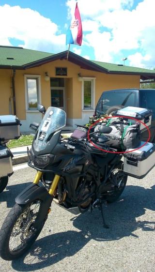 Mototent Lone Rider - Le test à l'épreuve des ours slovènes Dsc_0012