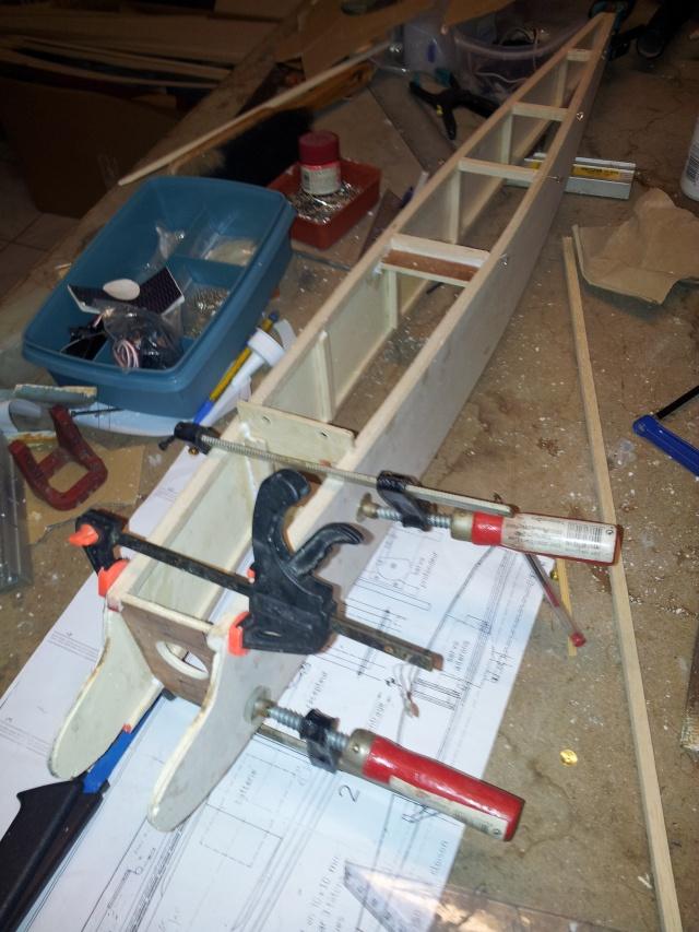 construction de mon premier avion, un Bizuth - Page 2 20130216