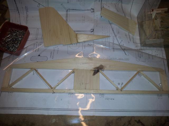 construction de mon premier avion, un Bizuth - Page 3 20130218