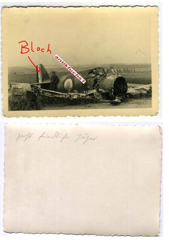 Bloch MB-152 N°172 Puffer10