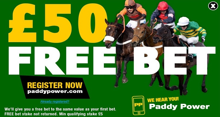 Paddy Power Cheltenham Festival Friday's Racing Specials Paddyp10