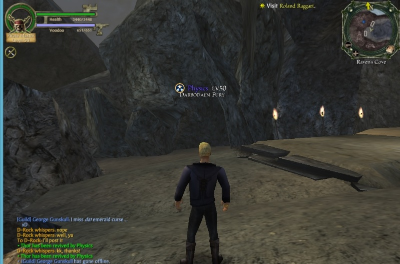 Shortcut to Dr. Bellrog in Patron's Mine Shortc10