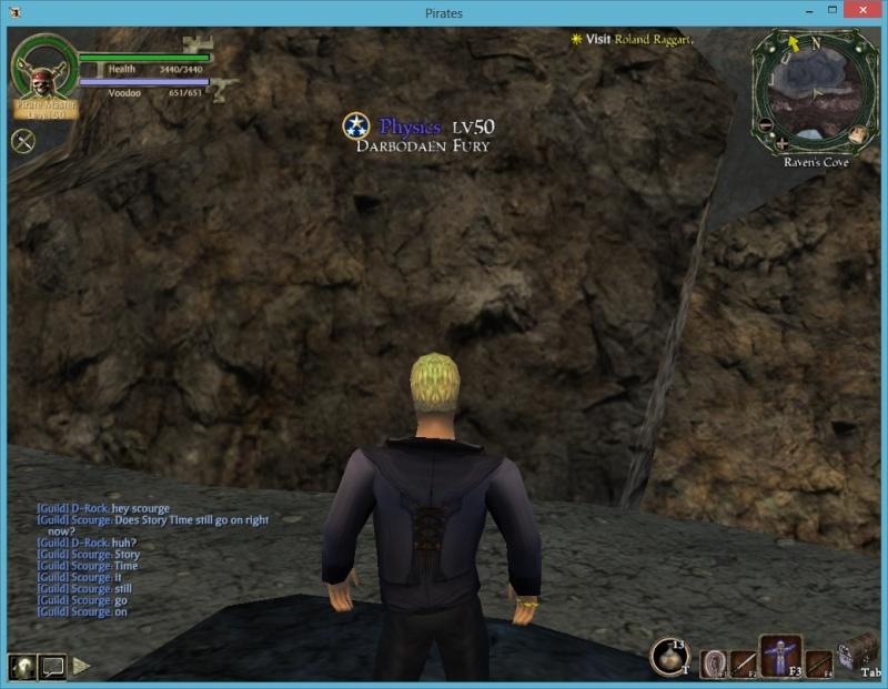 Shortcut to Dr. Bellrog in Patron's Mine Shortc11