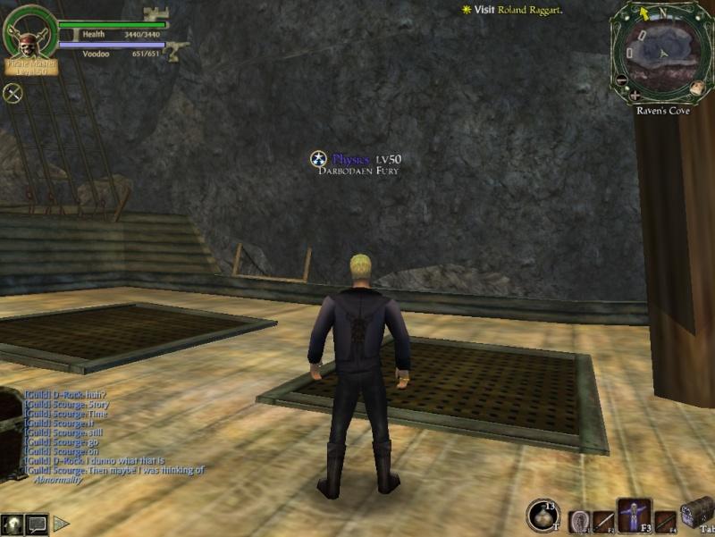 Shortcut to Dr. Bellrog in Patron's Mine Shortc12