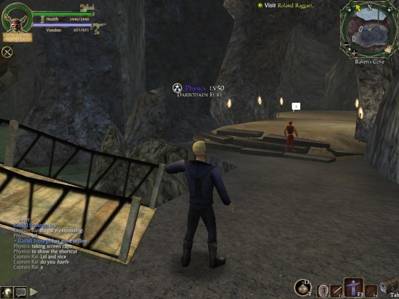 Shortcut to Dr. Bellrog in Patron's Mine Shortc13