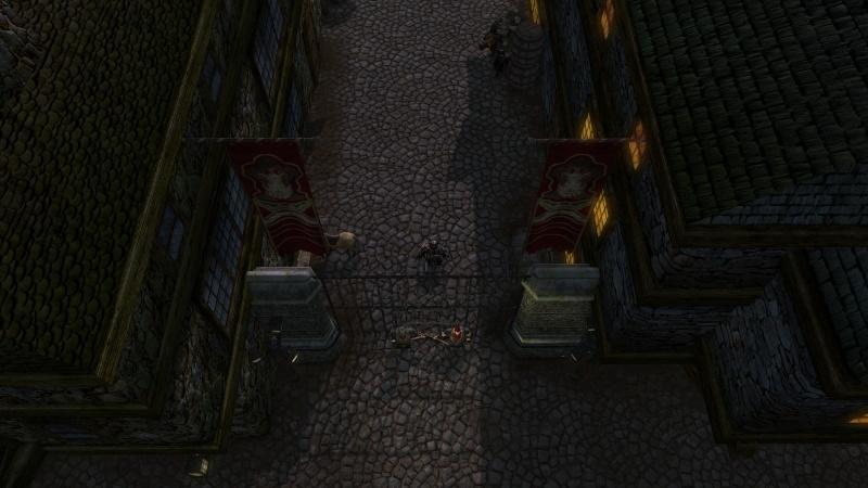 Un point d'observation : Le quartier secret des nains de Bree Screen65