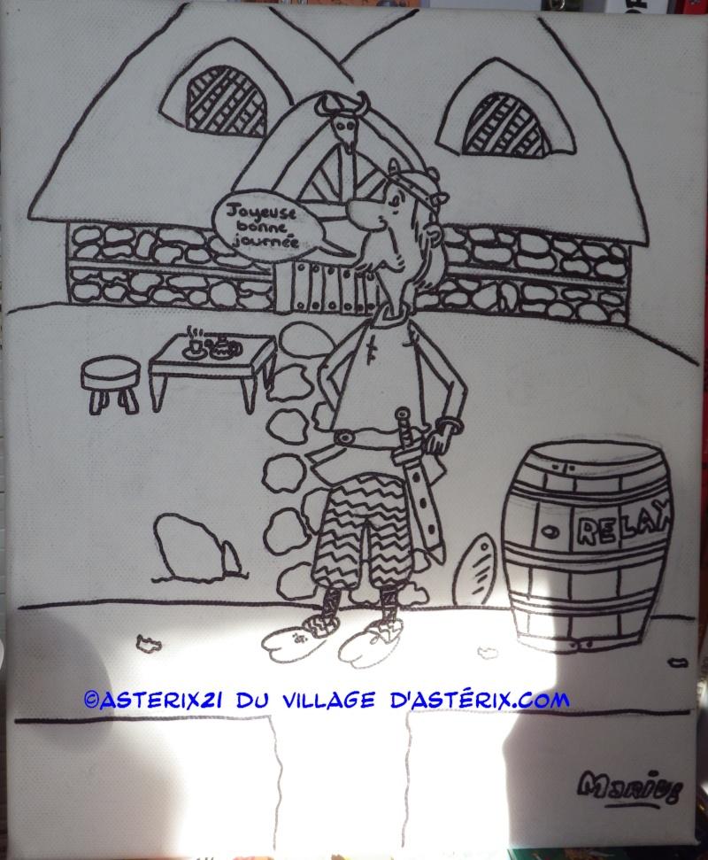 Les dessins d'Astérix21 - Page 8 Toile_10
