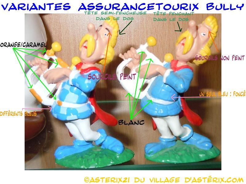 Astérix® les Variantes d'Hier et d'Aujourd'hui [Le Catalogue] Varian39