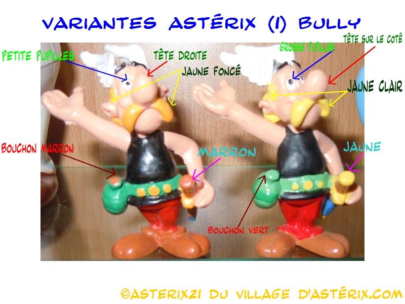 Astérix® les Variantes d'Hier et d'Aujourd'hui [Le Catalogue] Varian41