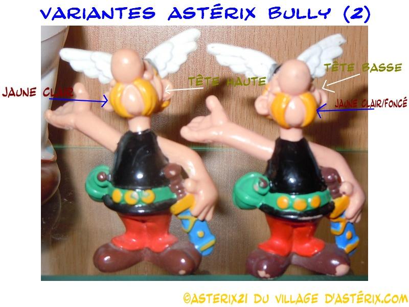 Astérix® les Variantes d'Hier et d'Aujourd'hui [Le Catalogue] Varian42