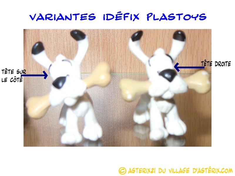 Astérix® les Variantes d'Hier et d'Aujourd'hui [Le Catalogue] Varian50